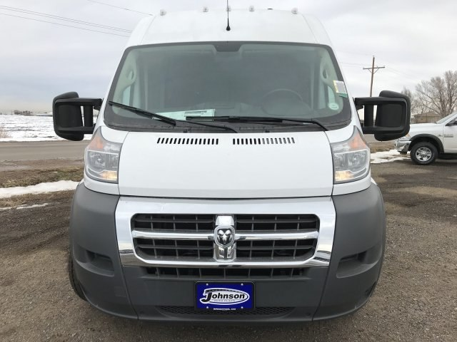 2018 ProMaster 3500 High Roof, Cargo Van #C819882 - photo 3