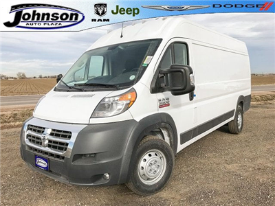 2018 ProMaster 3500 High Roof, Cargo Van #C819888 - photo 1