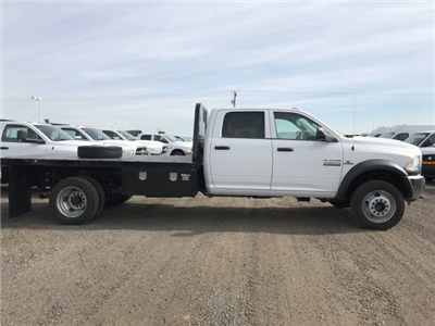 2018 Ram 5500 Crew Cab DRW 4x4, Platform Body #C819953 - photo 5