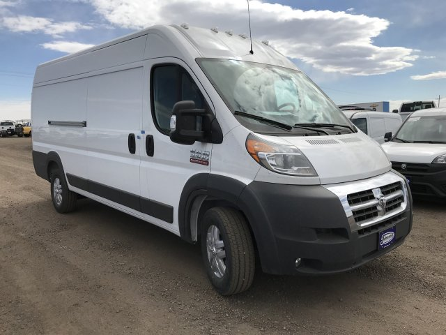 2018 ProMaster 3500 High Roof,  Upfitted Cargo Van #C820488 - photo 4