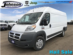 2018 ProMaster 3500 High Roof 4x2,  Upfitted Cargo Van #C820488 - photo 1