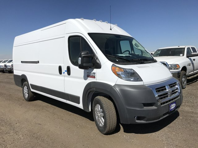 2018 ProMaster 3500 High Roof 4x2,  Upfitted Cargo Van #C820489 - photo 4