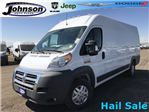 2018 ProMaster 3500 High Roof 4x2,  Upfitted Cargo Van #C820489 - photo 1