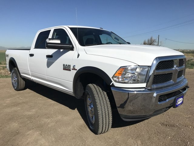 2018 Ram 2500 Crew Cab 4x4,  Pickup #C823502 - photo 4