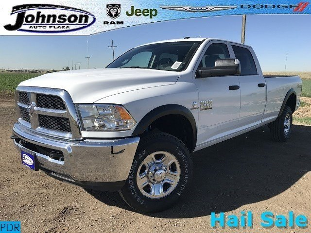 2018 Ram 2500 Crew Cab 4x4,  Pickup #C823502 - photo 1