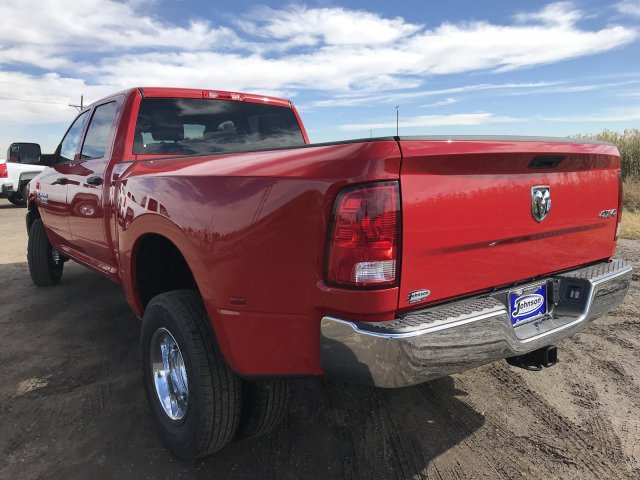 2018 Ram 3500 Crew Cab DRW 4x4, Pickup #C824234 - photo 2