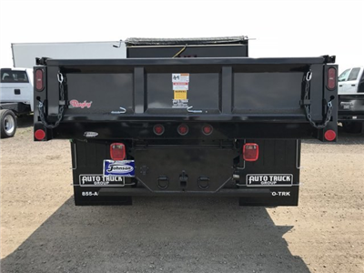 2018 Ram 5500 Regular Cab DRW 4x4,  Rugby Eliminator LP Steel Dump Body #C824968 - photo 6