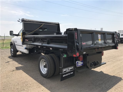 2018 Ram 5500 Regular Cab DRW 4x4,  Rugby Eliminator LP Steel Dump Body #C824968 - photo 2