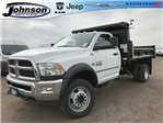 2018 Ram 5500 Regular Cab DRW 4x4, Cab Chassis #C824969 - photo 1