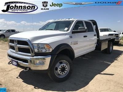 2018 Ram 5500 Crew Cab DRW 4x4,  Platform Body #C824973 - photo 1
