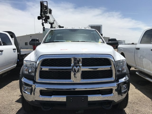 2018 Ram 5500 Regular Cab DRW 4x4,  Iowa Mold Tooling Mechanics Body #C824975 - photo 3