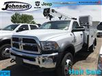 2018 Ram 5500 Regular Cab DRW 4x4,  Iowa Mold Tooling Mechanics Body #C824975 - photo 1