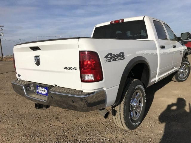 2018 Ram 2500 Crew Cab 4x4, Pickup #C825459 - photo 5