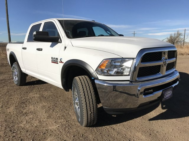 2018 Ram 2500 Crew Cab 4x4,  Pickup #C825460 - photo 4