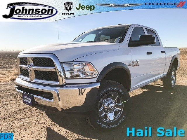 2018 Ram 2500 Crew Cab 4x4,  Pickup #C825460 - photo 1