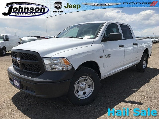 2018 Ram 1500 Crew Cab 4x4,  Pickup #C8309024 - photo 1