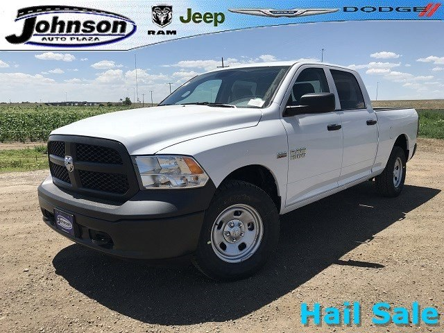2018 Ram 1500 Crew Cab 4x4,  Pickup #C835262 - photo 16