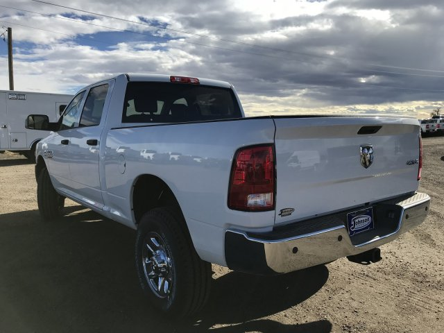 2018 Ram 2500 Crew Cab 4x4, Pickup #C837209 - photo 2