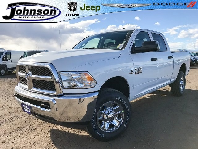 2018 Ram 2500 Crew Cab 4x4, Pickup #C837209 - photo 1