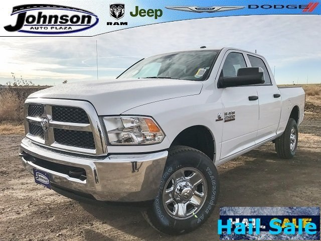 2018 Ram 2500 Crew Cab 4x4,  Pickup #C837210 - photo 1