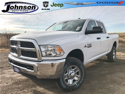 2018 Ram 2500 Crew Cab 4x4 Pickup #C837210 - photo 1