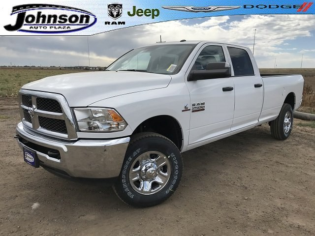 2018 Ram 2500 Crew Cab 4x4,  Pickup #C838250 - photo 1