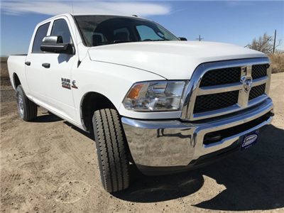 2018 Ram 2500 Crew Cab 4x4 Pickup #C839645 - photo 4