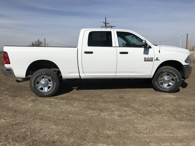 2018 Ram 2500 Crew Cab 4x4, Pickup #C842151 - photo 5