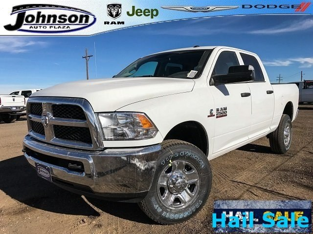 2018 Ram 2500 Crew Cab 4x4,  Pickup #C842152 - photo 1