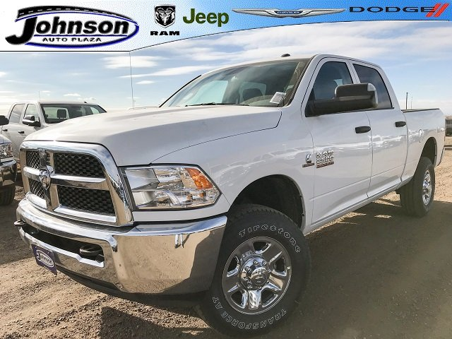 2018 Ram 2500 Crew Cab 4x4, Pickup #C842599 - photo 1