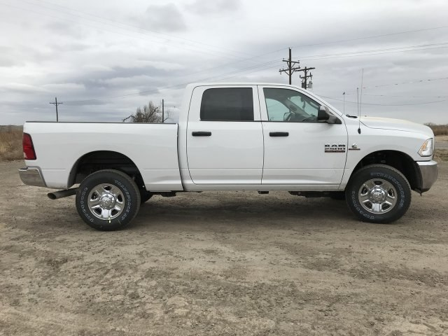 2018 Ram 2500 Crew Cab 4x4,  Pickup #C842600 - photo 5