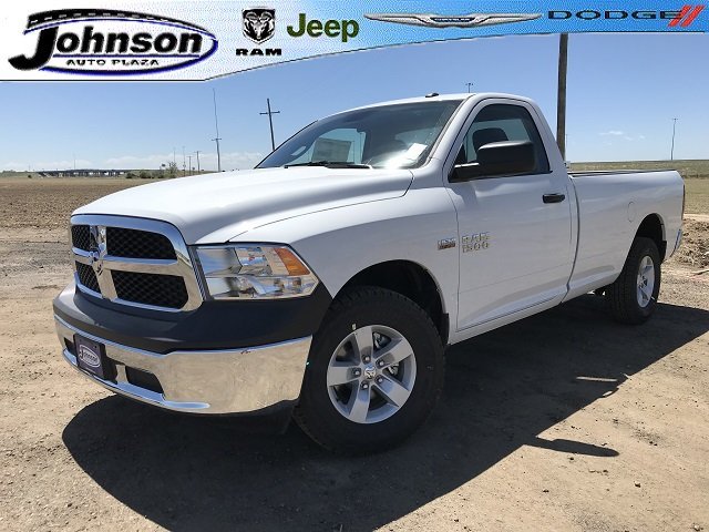 2018 Ram 1500 Regular Cab 4x4, Pickup #C848922 - photo 1