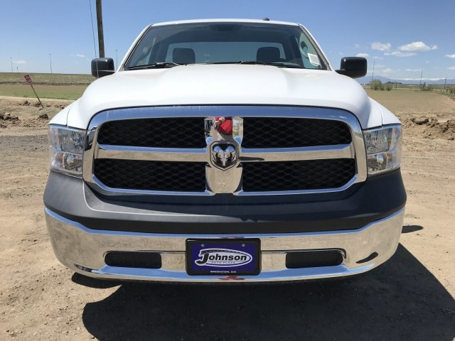 2018 Ram 1500 Regular Cab 4x4, Pickup #C848922 - photo 3