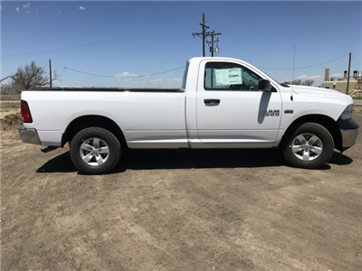 2018 Ram 1500 Regular Cab 4x4, Pickup #C848922 - photo 5