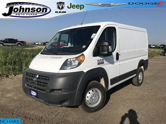 2018 ProMaster 1500 Standard Roof FWD,  Empty Cargo Van #C851117 - photo 1