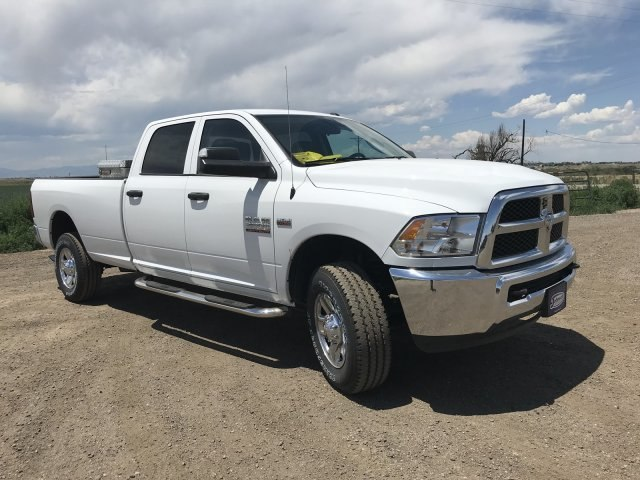2018 Ram 2500 Crew Cab 4x4,  Pickup #C861740 - photo 4