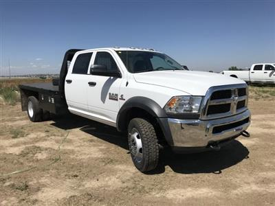 2018 Ram 5500 Crew Cab DRW 4x4,  Platform Body #C862536 - photo 4
