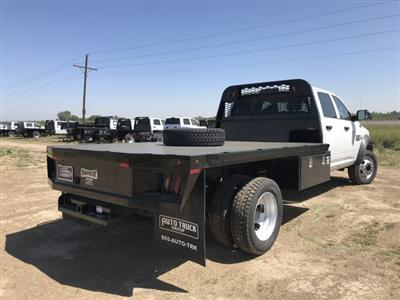 2018 Ram 5500 Crew Cab DRW 4x4,  Platform Body #C862536 - photo 6