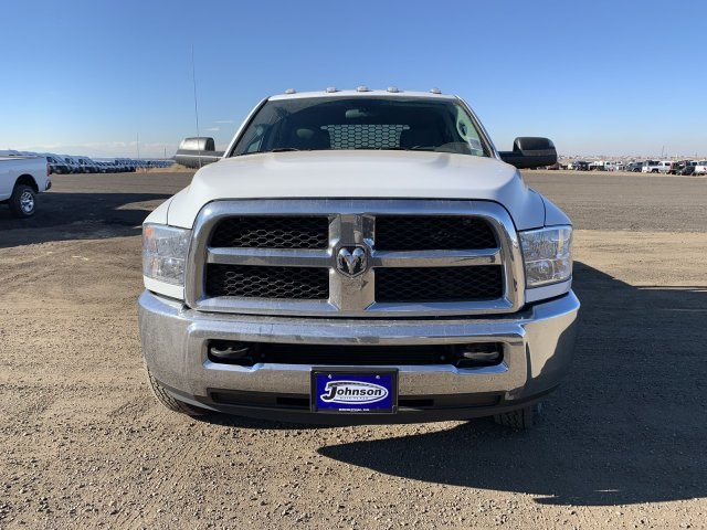 2018 Ram 3500 Crew Cab DRW 4x4,  Knapheide Platform Body #C862655 - photo 3