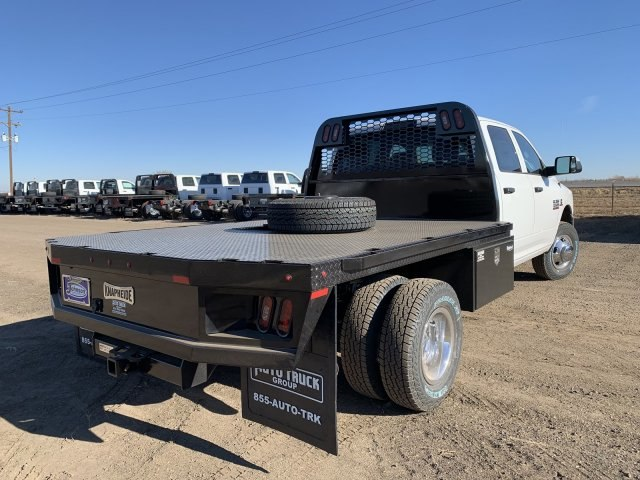 2018 Ram 3500 Crew Cab DRW 4x4,  Knapheide Platform Body #C862655 - photo 2