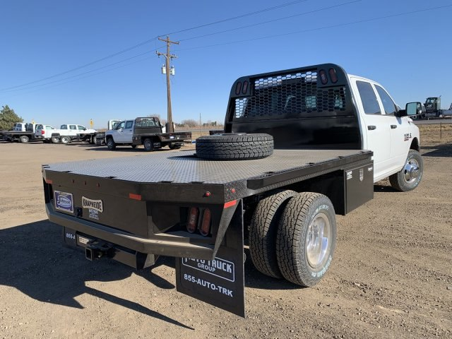 2018 Ram 3500 Crew Cab DRW 4x4,  Knapheide Platform Body #C862761 - photo 2