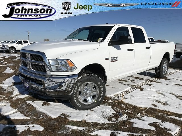 2018 Ram 2500 Crew Cab 4x4,  Pickup #C864577 - photo 1