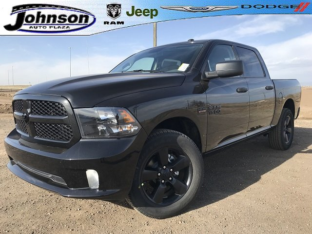 2018 Ram 1500 Crew Cab 4x4, Pickup #C865859 - photo 1