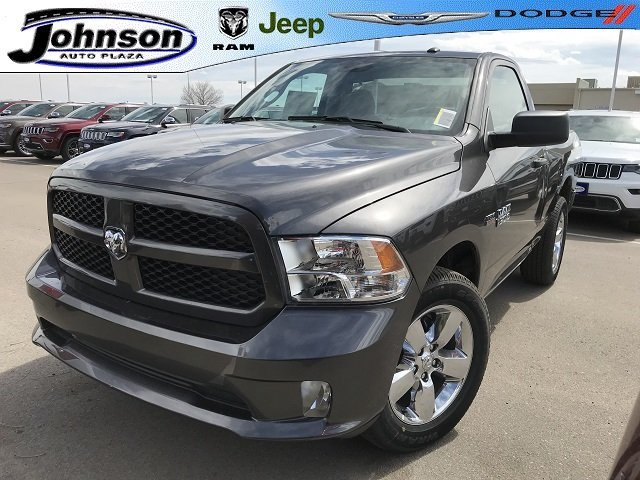 2018 Ram 1500 Regular Cab 4x4, Pickup #C866032 - photo 1
