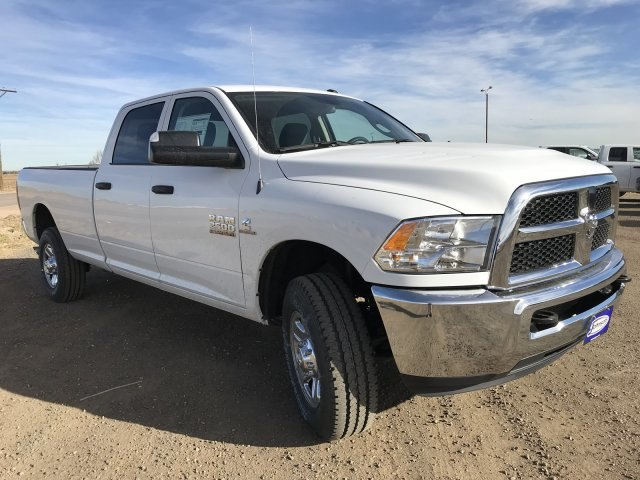 2018 Ram 2500 Crew Cab 4x4 Pickup #C869809 - photo 4