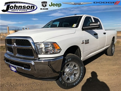 2018 Ram 2500 Crew Cab 4x4 Pickup #C869809 - photo 1