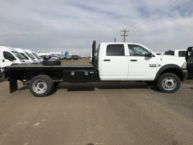 2018 Ram 5500 Crew Cab DRW 4x4,  Knapheide Platform Body #C871047 - photo 5