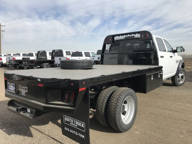 2018 Ram 5500 Crew Cab DRW 4x4,  Knapheide Platform Body #C871047 - photo 6