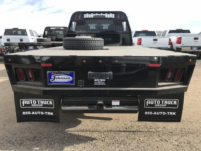 2018 Ram 5500 Crew Cab DRW 4x4,  Knapheide Platform Body #C871047 - photo 7
