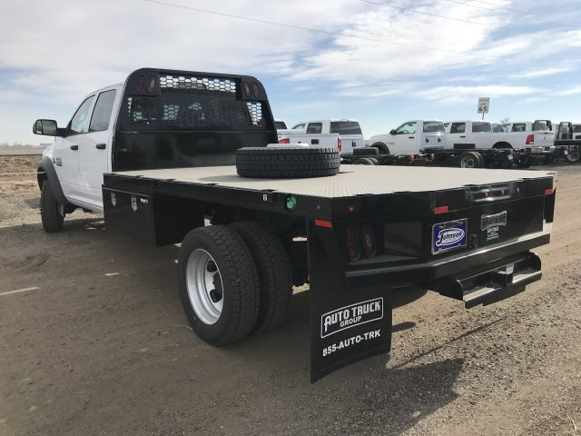 2018 Ram 5500 Crew Cab DRW 4x4,  Knapheide Platform Body #C871047 - photo 2